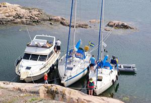 Båtjuridik Foto: Anette Bargel