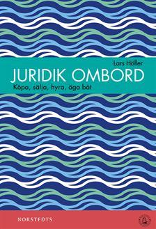 Juridik ombord - köp boken av författaren här